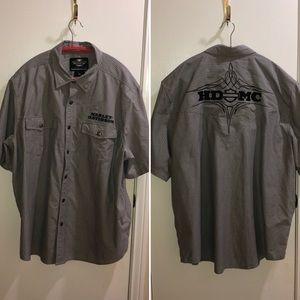 Harley Davidson Genuine Motorclothes shirt